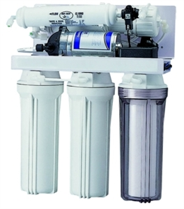 Picture of Light RO Water Filter With Pump Reverse Osmosis System