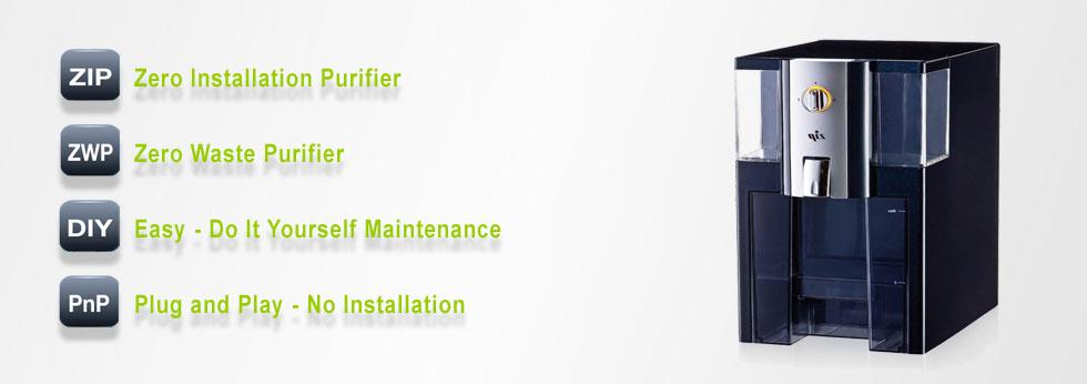 Zip Reverse Osmosis Water Filter RO System